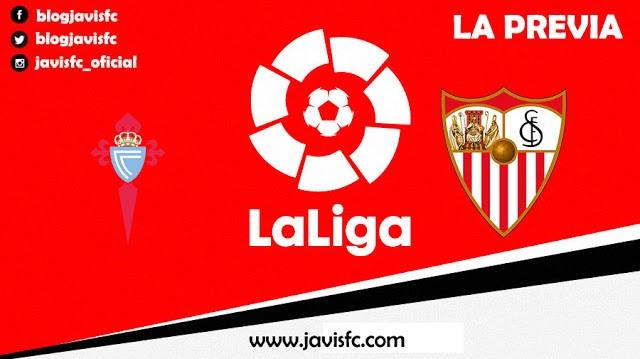 Previa Celta - Sevilla FC