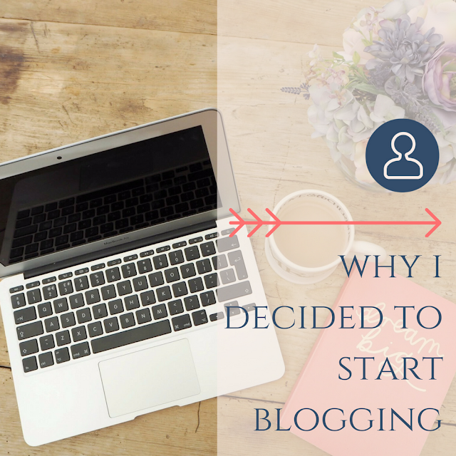 Why I decided to start blogging