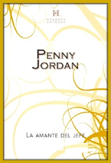 Penny Jordan - La Amante Del Jefe