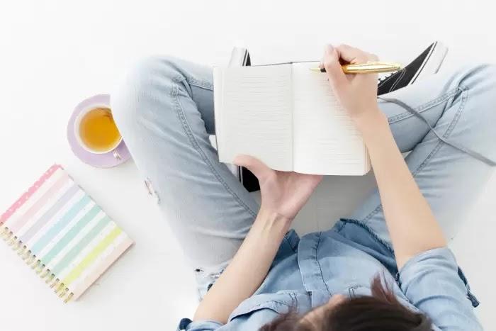 7 temas para escrever em um caderno (se você tem um blog)