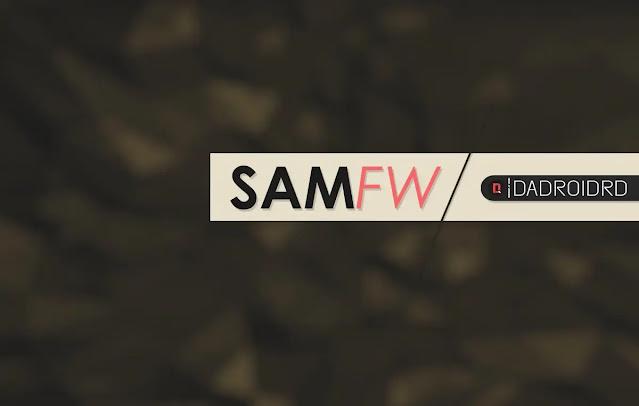Download alternatif SamFirm, Download SamFW versi terbaru
