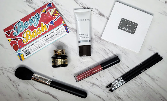 Review: BoxyCharm May 2018