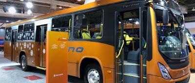 Produção de ônibus urbanos da Marcopolo S.A. cresce 120% neste ano e receita tem alta de 43,3%