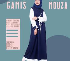 Gamis Mouza DG-11 Lady Muslimah<p> USD 25  </p> <code> DG-11</code>