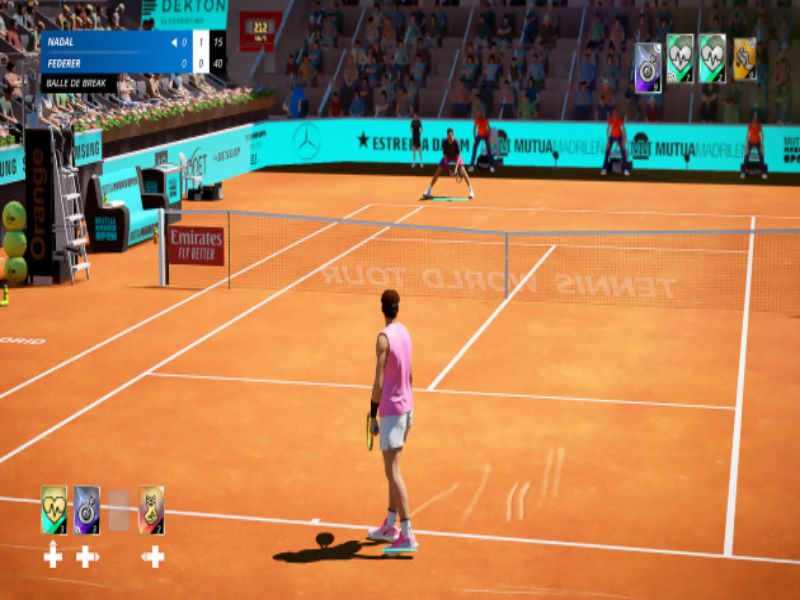 Download Tennis World Tour 2 Ace Edition Game Setup Exe