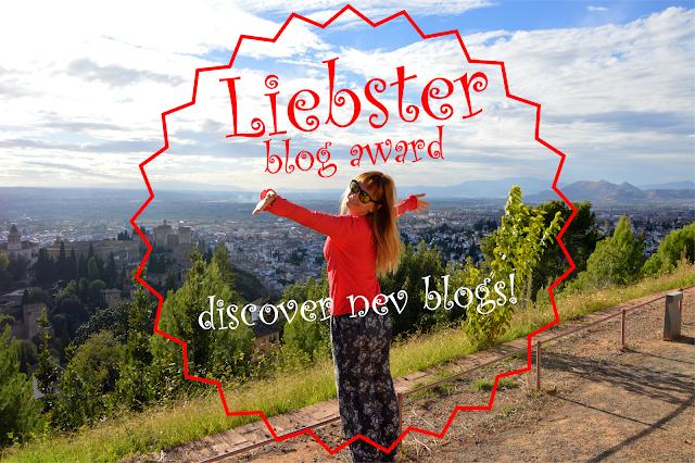 Liebster Blog Award dla Kropli Arganu. #1 nominacja od Anny Marii