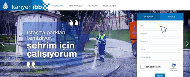 İstanbul Büyükşehir Belediyesi personel alımı ilanlarına başvuru yapmak için öncelikle Kariyer İBB sitesine giriş yapmalısınız. Kariyer İBB giriş nasıl yapılır? Detaylar kariyeribb.com'da
