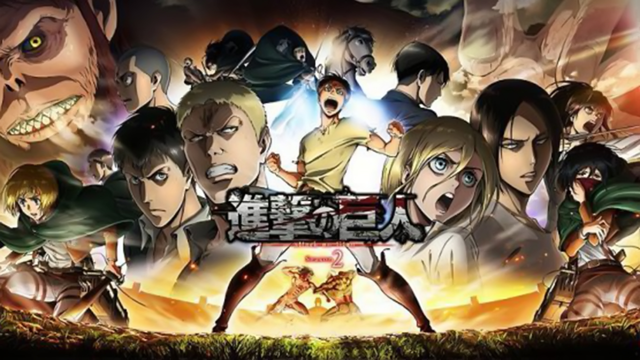 Gekijoban Shingeki no Kyojin Season 2: Kakusei no hoko Movie Subtitle Indonesia