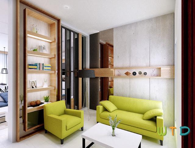 Desain Interior Citraland Lampung