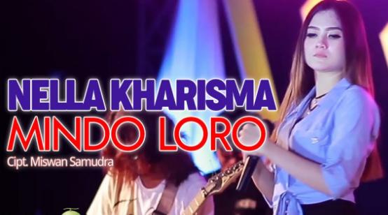 Nella Kharisma, Dangdut Koplo, 2018, Download Lagu Nella Kharisma Mindo Loro Mp3 (Dangdut Koplo 2018)