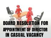 Board-Resolution-Appointment-Director-Casual-Vacancy
