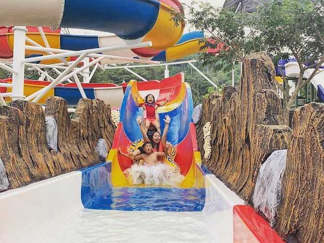 Victory Waterpark Soreang Bandung Harga Tiket Masuk dan Lokasi