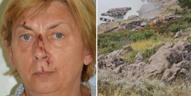 Μυστηριώδης γυναίκα με απώλεια μνήμης βρέθηκε ανάμεσα σε απρόσιτα βράχια σε ερημικό νησί στην Κροατία