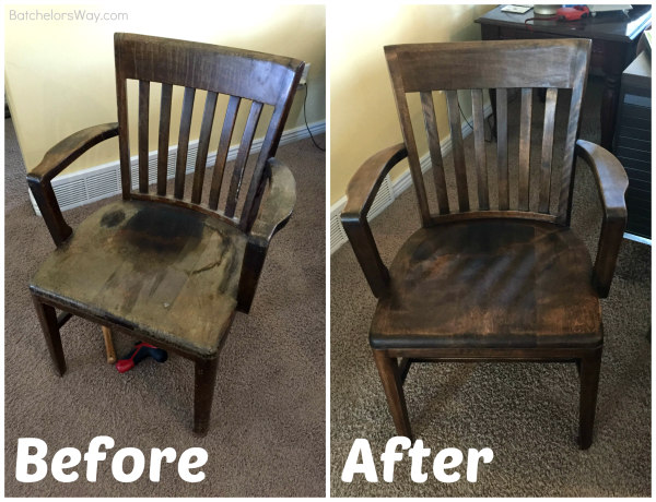 I Used A Product My Mom Has Talked About For Years Formbys Furniture Refinisher