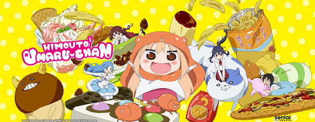 My Two-Faced Little Sister | Himouto! Umaru-chan | 480p | TVRip | English Subbed
