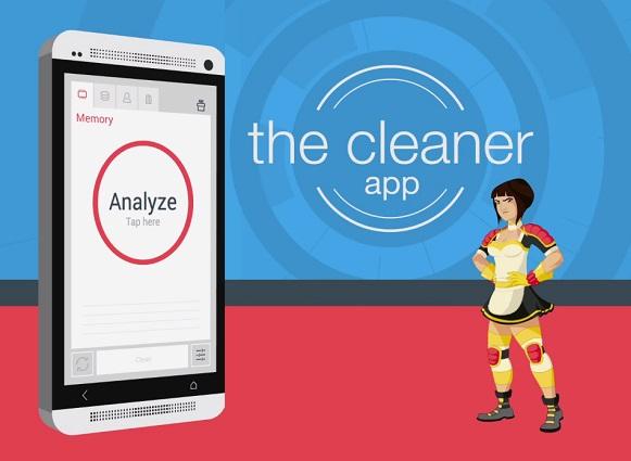The Cleaner é capaz de eliminar os causadores de lentidão em celulares e tablets