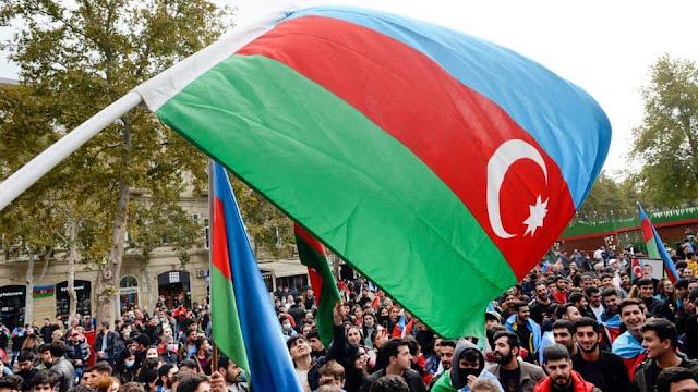 Azerbaijan victory in nagora karabakh