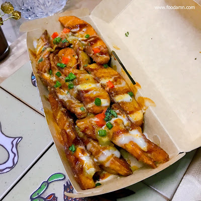Yellow Cab Sloppy Wedges and Pasta Party Trays