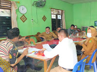 Tim Penyelesaian Lahan Kelompok 80 TIR Gelar Rapat