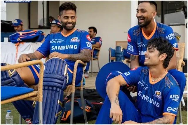 IPL 2021 FIRST MATCH MI VS RCB : आईपीएल के पहले मैच में मुंबई इंडियंस की टक्कर रॉयल चैलेंजर्स बैंगलोर से जानिए 4 बड़ी बातें!!