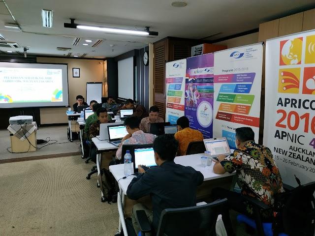 APJII ACADEMY - Jakarta - 20-21 Des 2018