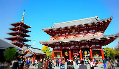 5 Destinasi Wisata Menarik di Tokyo yang Wajib Anda Kunjungi!