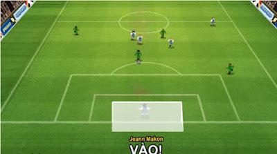 Chơi game bóng đá 3D siêu hay, siêu hấp dẫn
