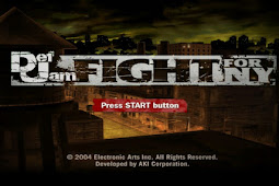 Def Jam Fight for NY PS2/PCSX2/Damon ISO [1.7 GB]