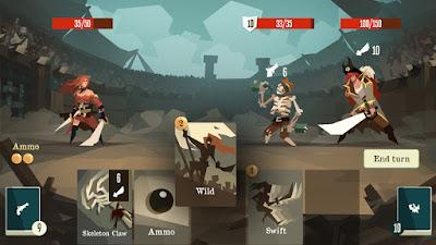 لعبة القتال الممتعة Pirates Outlaws مهكرة للأندرويد آخر إصدار