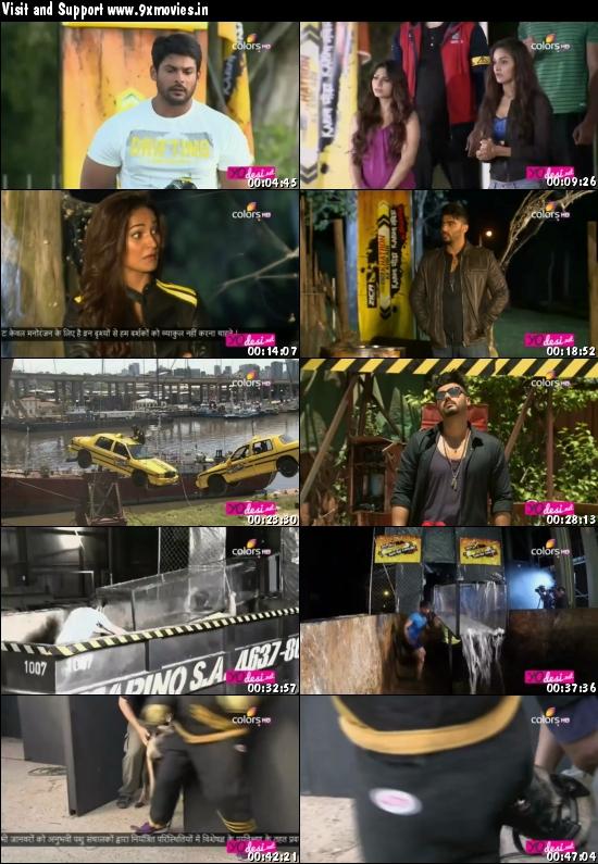 Khatron Ke Khiladi 7 Hindi 13 March 2016 HDTV 480p