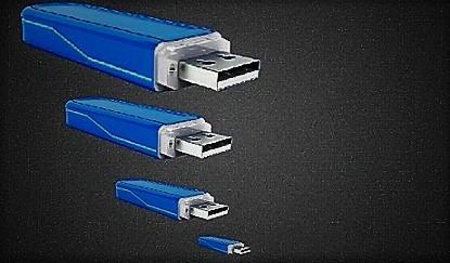 شرح تقسيم USB ( الفلاشة ) إلى أكثر من قسم