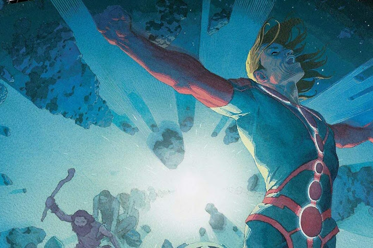 A New Eternals Comic Is Coming In 2021