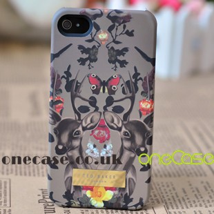 Fashion Iphone 5 Case Ted Baker Case For Iphone 5 Brings A Touch Of Fantasy To Your Iphone Protective Solution