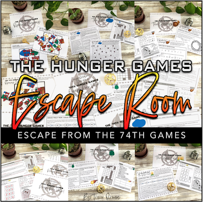 Hunger Games Escape Room Challenge