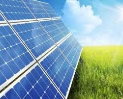 foto Placas fotovoltaicas