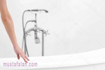 doa niat akan mandi biasa
