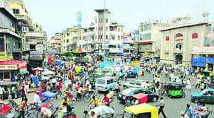chandni-chowk-traffic