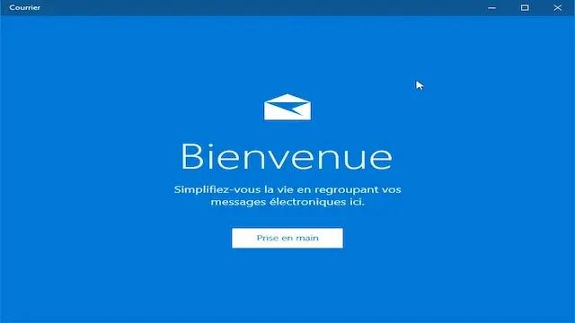 كيفية استخدام البريد Mail في ويندوز 10