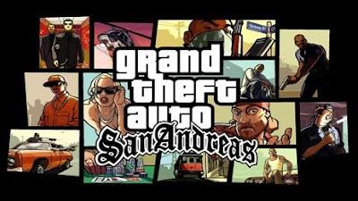 تحميل وتثبيت لعبة Gta san andreas PC شغالة 100%