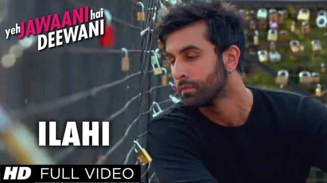 इलाही Ilahi Lyrics In Hindi - Yeh Jawaani Hai Deewani