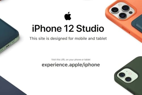 Apple iPhone 12 Studio lets you design your phone