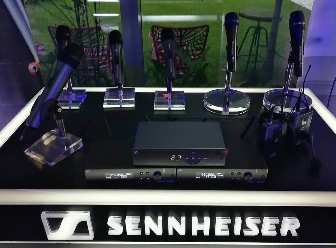 Sennheiser Wireless Microphone Solutions
