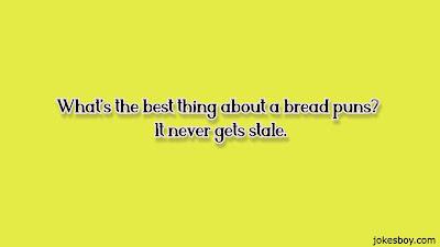 funny bread puns
