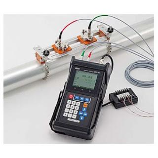 Tokyo Keiki UFP-20 Portable Ultrasonic Flowmeter