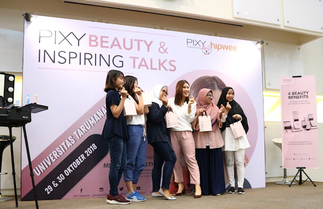 PIXY Beauty Inspiring & Talks #PixyBeautyInspiringTalks