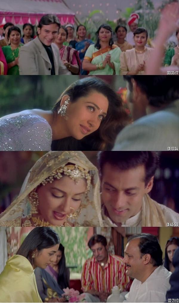 Hum Saath Saath Hain 1999 Hindi 720p WEB-DL 1.2GB Desirehub