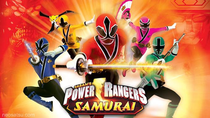 Power Rangers Samurai Batch Subtitle Indonesia