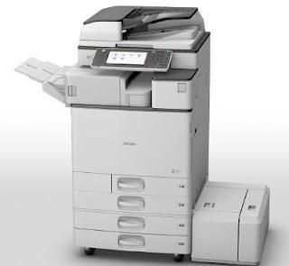 Ricoh MP C5503ZSP Printer Driver