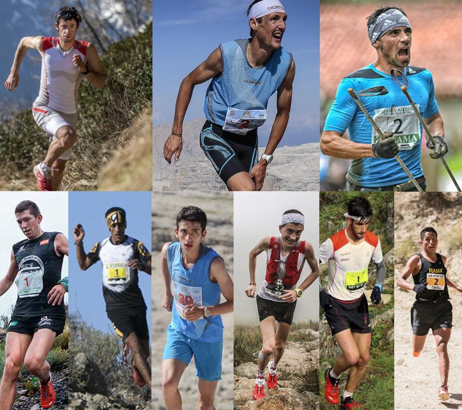 Participantes Zegama