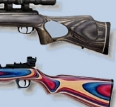 Culatas, Airgun Stock